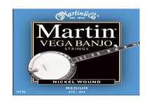 Struny na banjo V 730