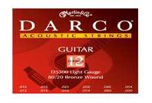 D 5500 struny na 12 str. kytaru