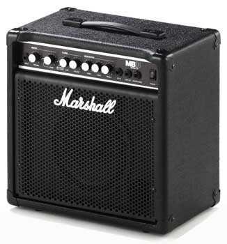 MARSHALL MB 15 basové kombo