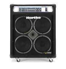 HARTKE VX 3500 basové kombo