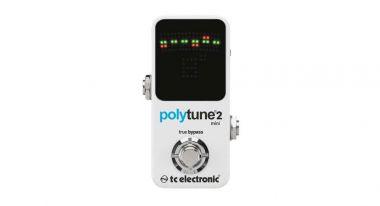 TC Electronic PolyTune 2 Mini ladička