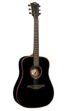 LAG T100D BLK akustická kytara