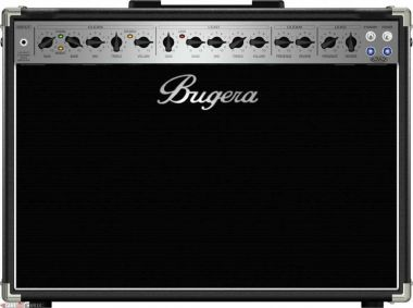 BUGERA 6262-212 kytarové celolampové kombo