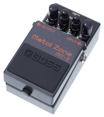 BOSS MT 2 kytarový efekt
