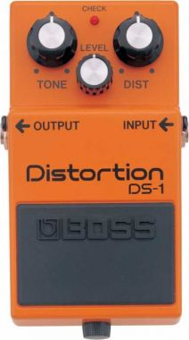 BOSS DS 1 kytarový efekt