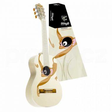 Stagg C505 MONKEY klasická kytara 1/4