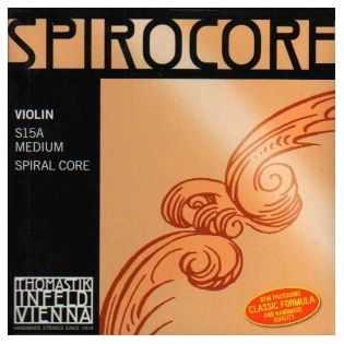 Thomastik Spirocore S15A , houslové struny