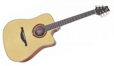 LAG 4S100DCE kytara elektroakustická