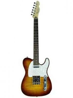 Bach BTC THBB elektrická kytara
