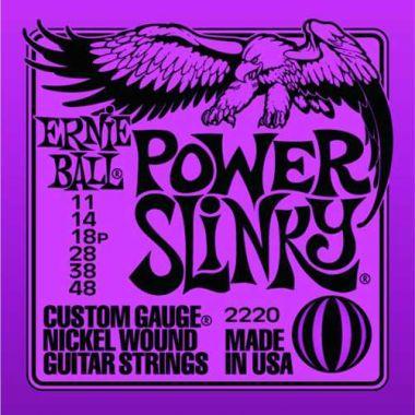 Struny pro elektrickou kytaru Ernie Ball EB 2220