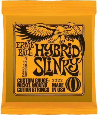 Struny pro elektrickou kytaru Ernie Ball EB 2222