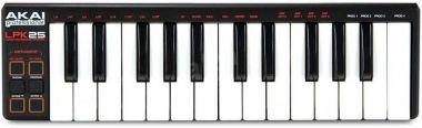 AKAI LPK 25 USB MIDI keyboard