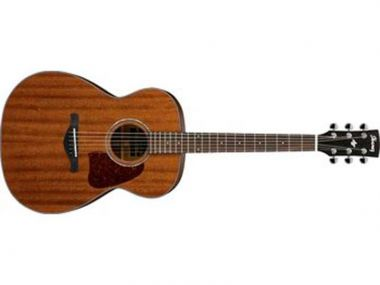 Ibanez AC240 OPN Open Pore Natural kytara