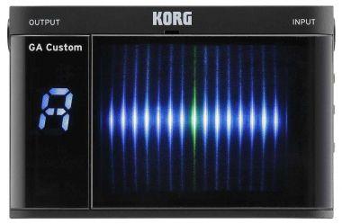 KORG GA Custom chromatická  ladička