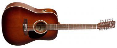 ART & LUTHERIE 12 strunná kytara Cedar Antique Burst QI