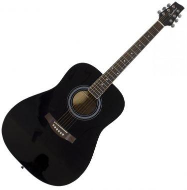 Pasadena AG160 BK akustická kytara
