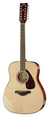 YAMAHA FG 820 S 12  12-strunná akustická kytara