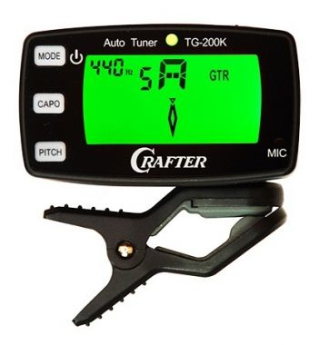 Crafter TG-200K el. ladička klipová