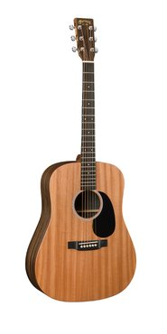 Martin DX2AE Macassar  elektroakustická kytara