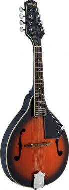 Stagg M20 S, mandolína bluegrassová, polomasiv