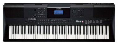 YAMAHA PSR-EW400 klávesy s dynamikou úhozu