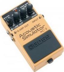 BOSS AC-3 kytarový efekt