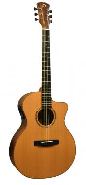 DOWINA LUNA SILVA GAC  akustická kytara