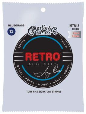 MTR 13  MARTIN Retro Bluegrass - Tony Rice's Choice