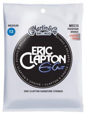 Martin MEC 13 Eric Clapton 92/8 Phosphor Bronze Medium