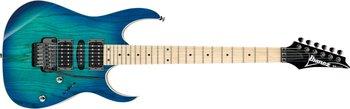 Ibanez RG370AHMZ BMT Blue Moon Burst elektrická kytara