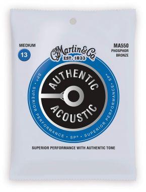 MA 550 kovové struny pro akustickou kytaru