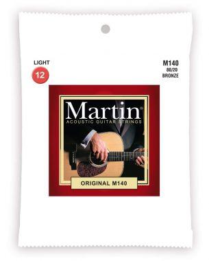 M 140 MARTIN The Original  ovové struny pro akustickou kytaru