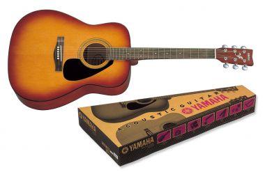 Akustická kytara paket Yamaha F 310P TBS