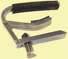 Kapodastr B-Bush pro elektrické a western kytary
