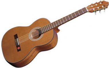 STRUNAL 4855 7/8 klasická kytara, sleva na prasklinu