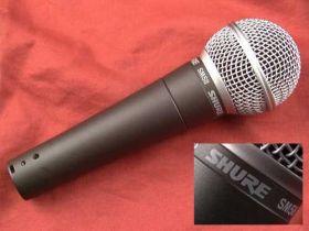 SHURE SM 58 LCE mikrofon