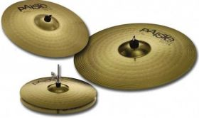 PAISTE 101 BRASS  PA 014 U SET