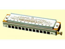 Tombo 1248S Unichromat. foukací harmonika