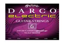 D 9150 struny na el .kytaru
