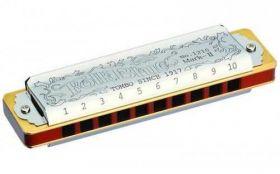1210 Folk B.Mark foukací harmonika