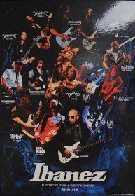 Ibanez Signature Plakat