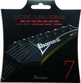 IEGS 7 struny na el. kytaru 7 strun