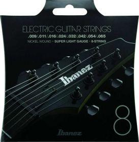 IEGS 8 struny na el. kytaru 8 strun