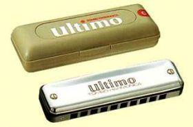 1810 Ultimo A foukací harmonika