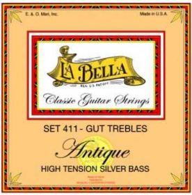 411 Antique nylonové struny