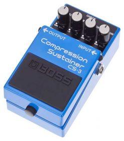 BOSS CS 3  Compressor kytarový efekt