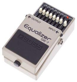 BOSS GE-7 Equalizer kytarový efekt