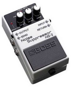 Boss NS 2 Noise Suppressor  efekt kytarový