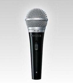SHURE PG 48 mikrofon