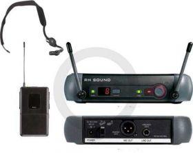 RH Sound bezdrátový mikrofon hlavový WR110DR/TX110Head